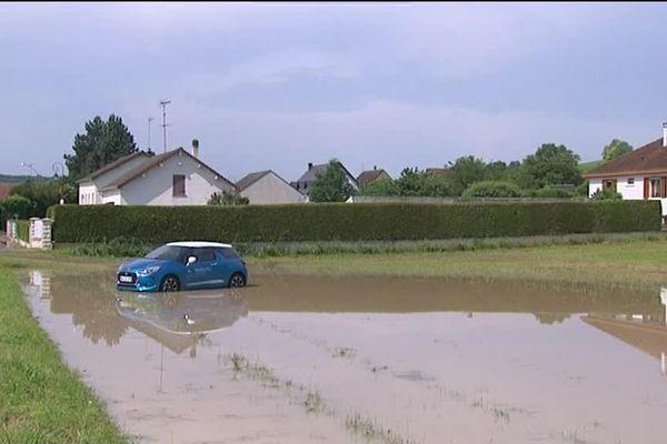 Retour sur les inondations du Beauvaisis