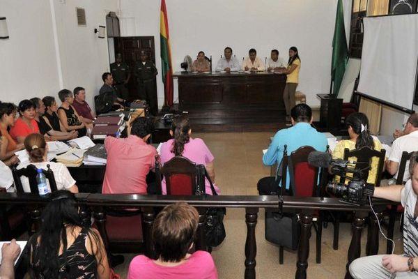 Bolivie, le procès des assassins présumés de Fannie Blanchot et Jérémie Bellanger