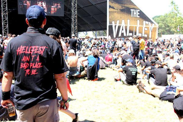 Comment les organisateurs du Hellfest font -ils la programmation ?