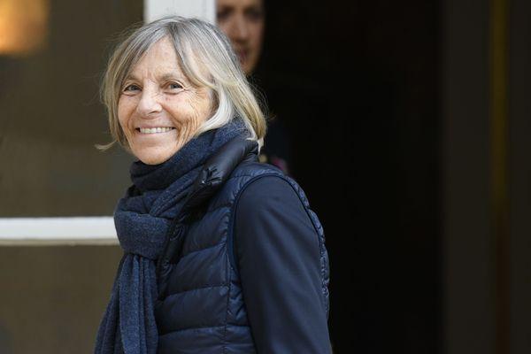 Marielle de Sarnez, en avril 2019.