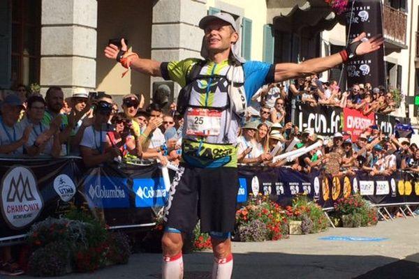 L'Ultra-Trail du Mont-Blanc a été remporté ce samedi 27 août par le Français Ludovic Pommeret, moins de 24 heures après son départ.