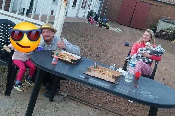 Musique et pizza party à Boiry Saint-Martin
