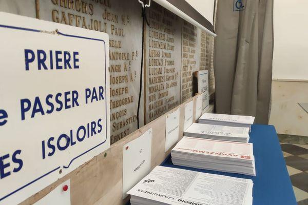 La Corse enregistre 56 % de participation au premier tour des élections territoriales.
