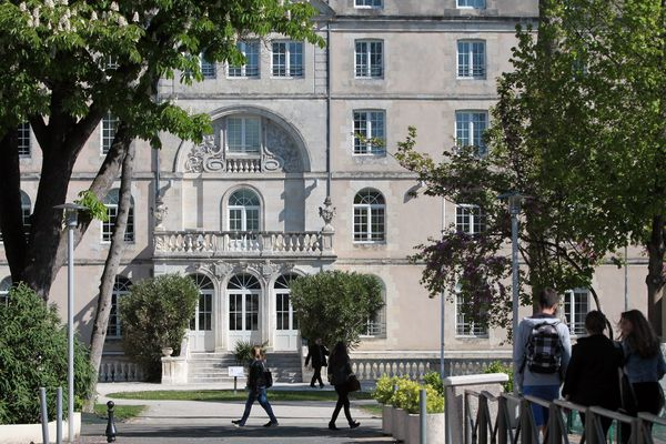 Le lycée Fénelon de La Rochelle