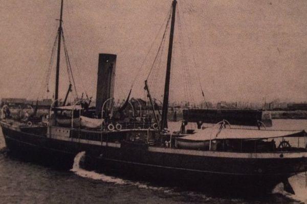 L'Hilda a sombré au large de Saint-Malo dans la nuit du 18 au 19 novembre 1905. Sur les 131 personnes à bord, seules six ont pu être sauvées.