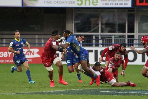 Lors de la saison 2020-2021, le parcours de l'ASM Clermont Auvergne en Champions Cup s'était terminé en quart de finale, face à Toulouse, futur vainqueur de la compétition.