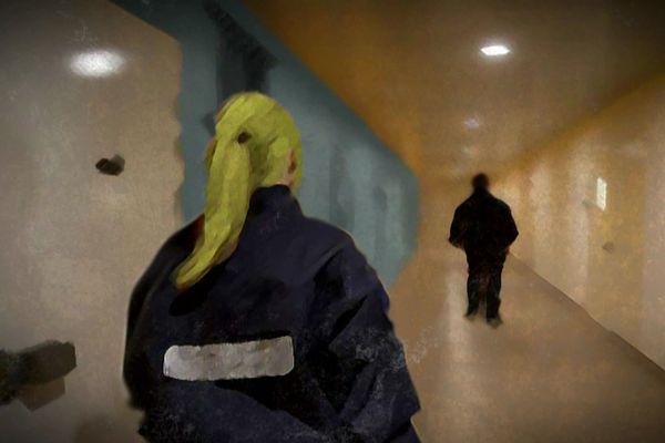 Comment une gardienne de prison d'Argentan a-t-elle été endoctrinée par un détenu ?