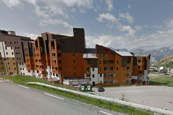 La station de ski Alpe-d'Huez.