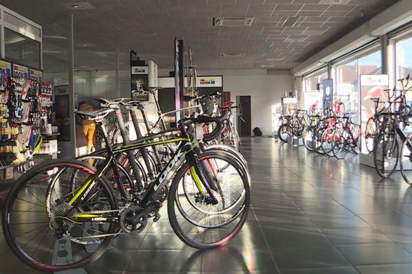 Le site de Nevers produira bientôt l'ensemble des pédales Look Cycle.