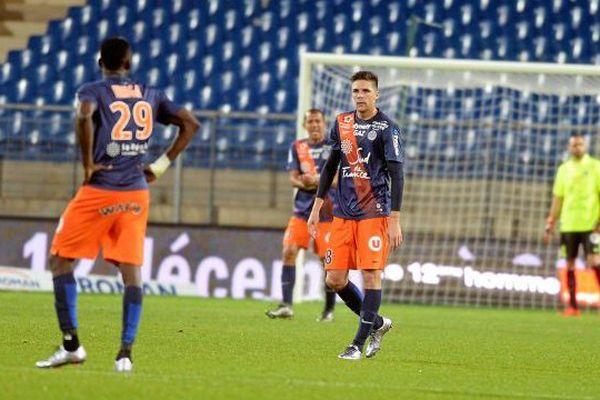 Montpellier l'emporte face à Epernay (1-0) - 3 janvier 2016.