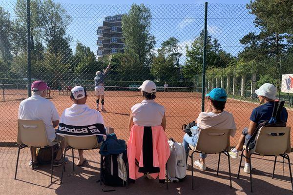 Le Championnat de France des vétérans a lieu au Touquet jusqu'au 18 septembre.