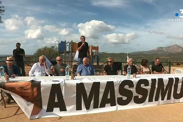 Création du collectif Massimu Susini à Cargèse en octobre 2019