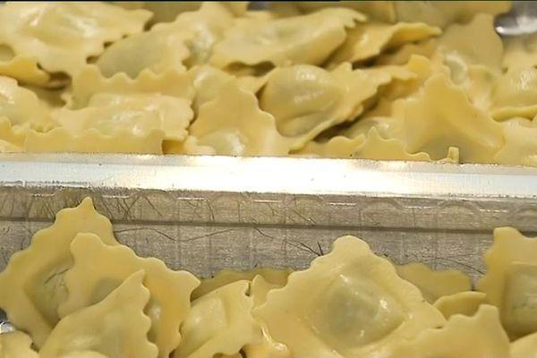 Dans la Drôme, le fabricant de pâtes, et notamment de ravioles, Saint-Jean voit de plus en plus grand avec un plan d'investissement de 48 millions d'euros.
