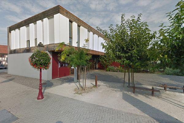 L'espace Marceau de Holtzheim.