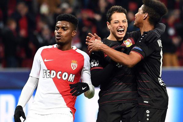 Monaco, déjà assuré de la première place du groupe E de la Ligue des champions, s'est incliné 3 à 0 ce mercredi à Leverkusen,