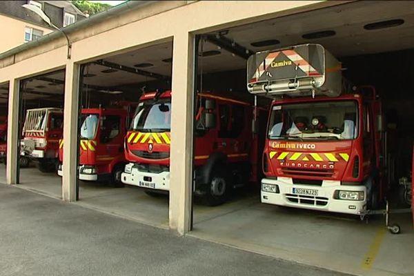 Les pompiers de Creuse sont intervenus vers 1h du matin.