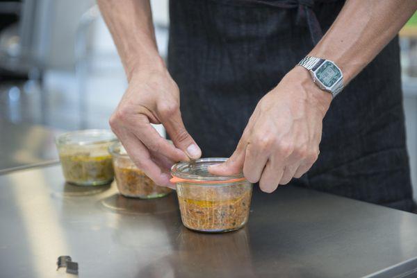 Différentes méthodes de conservation des récoltes du potager