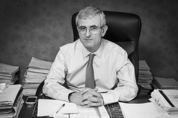 Jérôme Crépin, 57 ans, avocat, sa meilleur attaque c'est la défense !