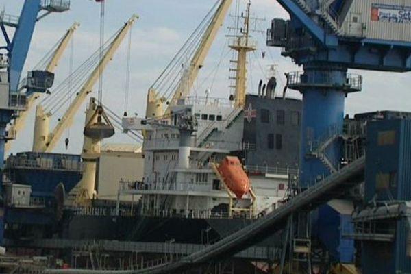 Le tonnage augmente de 5 % par an en moyenne au port de Sète - 6 octobre 2015