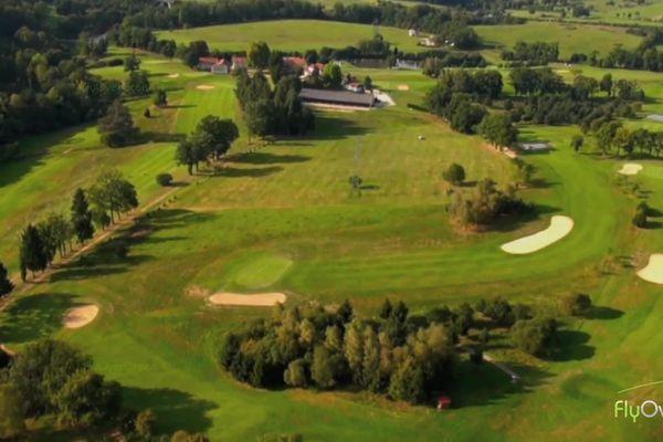 Le golf de Saint-Junien au temps de sa splendeur