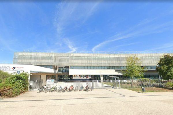 Le collège Rosa Bonheur à Bruges
