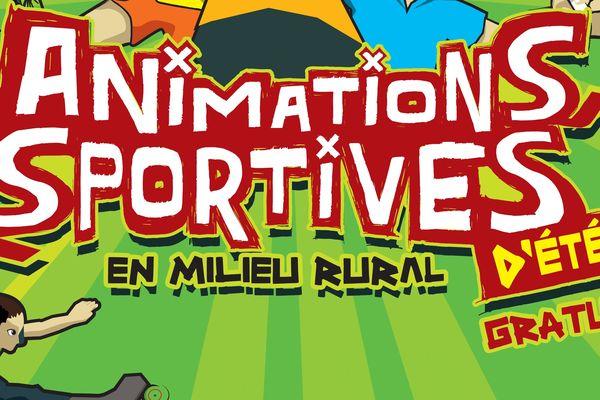 10 ème animations sportives d'été en milieu rural du 8 juillet au 30 août 2013 dans le département d'Eure-et-Loir