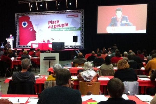A Clermont-Ferrand, le Parti de Gauche travaille sa stratégie en vue des prochaines échéances électorales : municipales et européennes.
