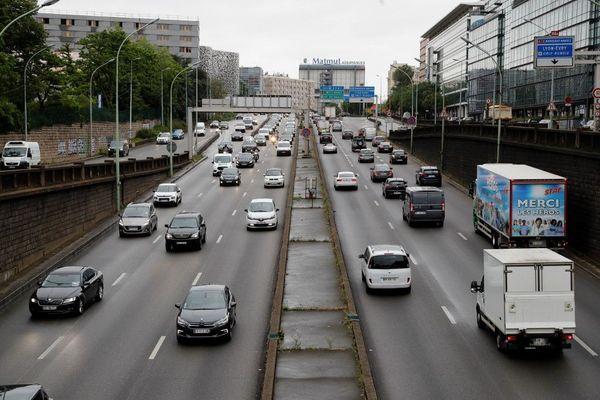 Des embouteillages sont à prévoir sur les routes d'Île-de-France ce samedi.