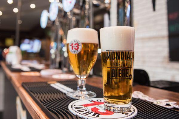 Mondial de la Bière 2018 - Maison de la Mutualité (Paris)