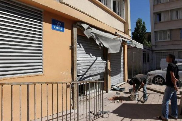 Série d'attentats contre des resto-snacks à Ajaccio
