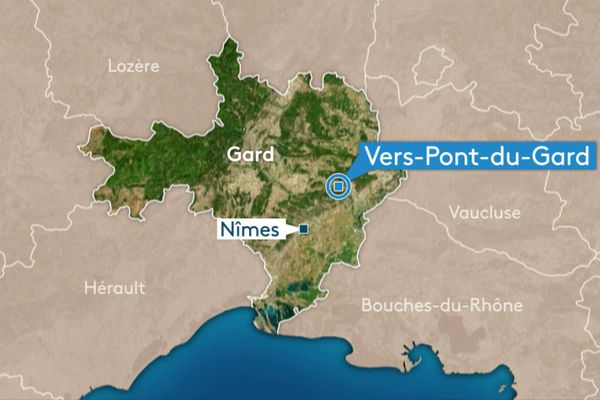 Vers-Pont-du-Gard (Gard)