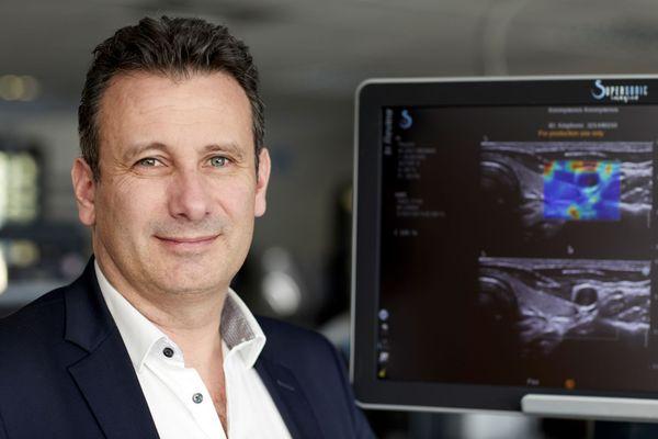 Mickael Tanter, le physicien originaire de Lannion, directeur de recherche à l'INSERM