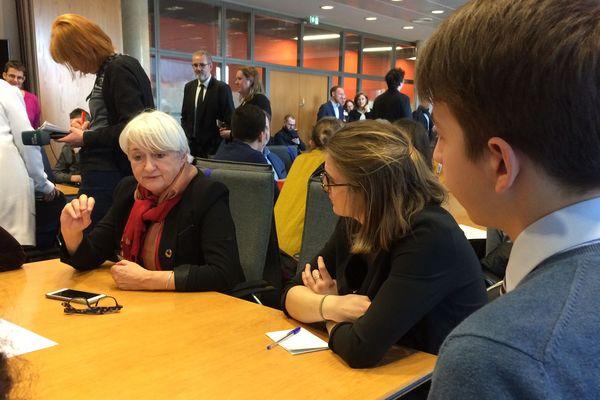 Yolaine De Courson, députée LREM, sur l'écologie