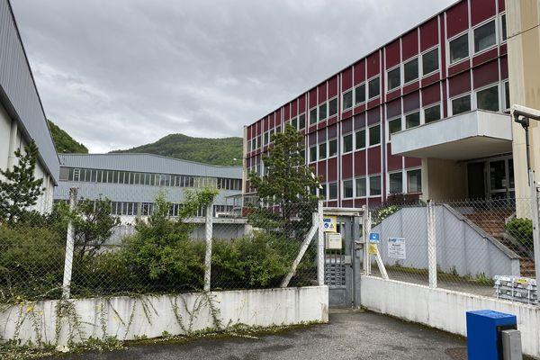 L'entreprise MBF à Saint-Claude