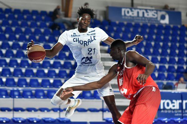 Le pivot de La Chorale Roanne (Elite), Boubacar Touré, suspendu pour dix matchs par la Ligue nationale de basket-ball.