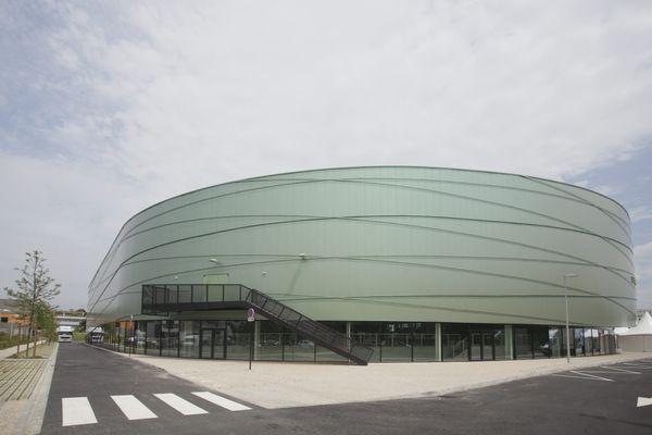 Le stade Robert Poirier à Rennes va devenir un vaccinodrome et pourra permettre jusqu'à 1000 injections par jour