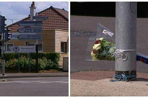 Un accident de la route, survenu dimanche 28 juin 2015, à Chenôve, a provoqué le décès d'un enfant de 11 ans et de graves blessures pour son frère âgé de 14 ans.