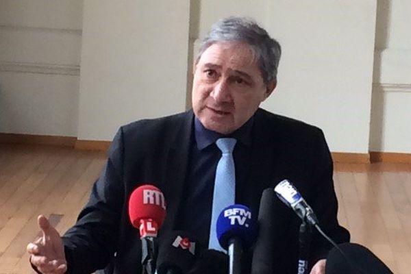 Jean-Michel Prêtre, procureur de la République à Nice.