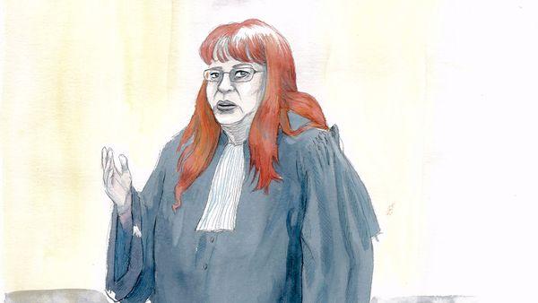 Lors de la douzième journée du procès Bardon, Me Corinne Herrmann, avocate de la partie civile, a délivré une plaidoirie d'une grande force émotionnelle.