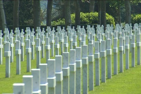 Pour le Memorial Day de 2020, personne ne viendra arpenter les allées de la nécropole de Bois Belleau dans l'Aisne.