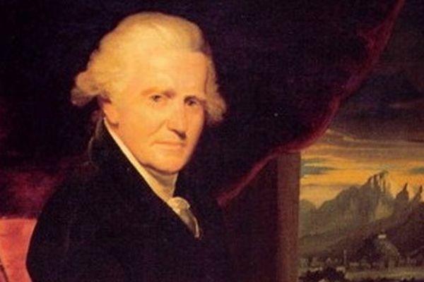Portrait de Pascal Paoli, auteur de la Constitution corse par William Beechey (1753-1839)