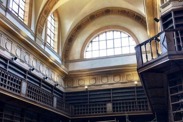 Chapelle des Petits-Carmes du musée de la Cour d'Or de Metz