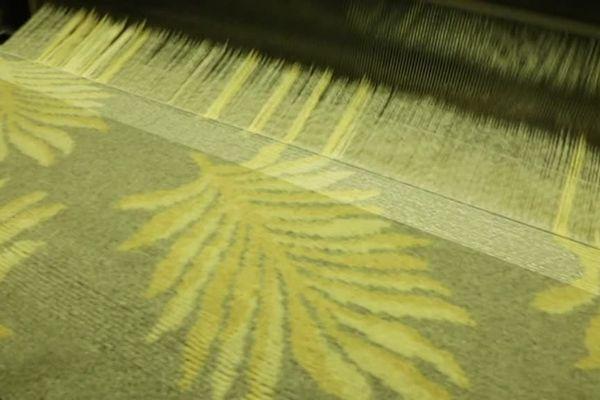 Une manufacture creusoise tisse la moquette de l'Elysée