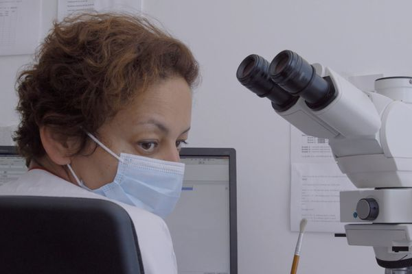 Samia Gonzalez, médecin anatomo-pathologistes