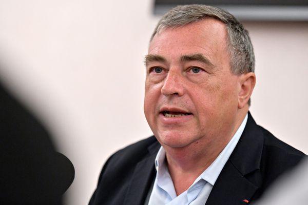 Olivier Carré le maire d'Orléans et président d'Orléans métropole est soupçonné de détournements de fonds publics.