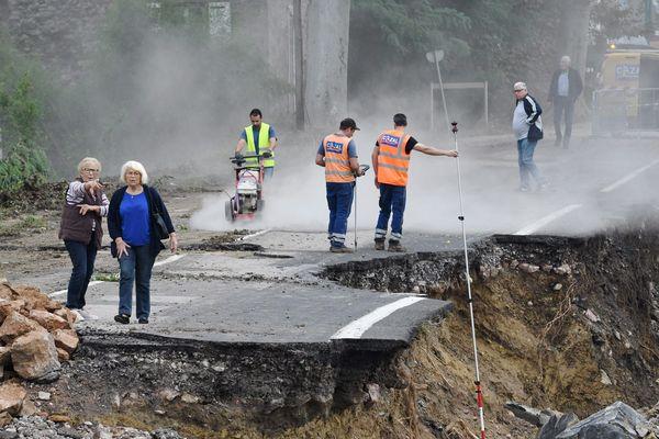 Le 14 et 15 octobre 2018 l'Aude était ravagée par des pluies diluviennes