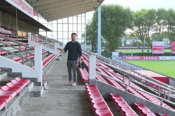 Jean-Baptiste Aldigé, le président du Biarritz Olympique, dénonce des conditions d'entraînement indignes d'un club professionnel