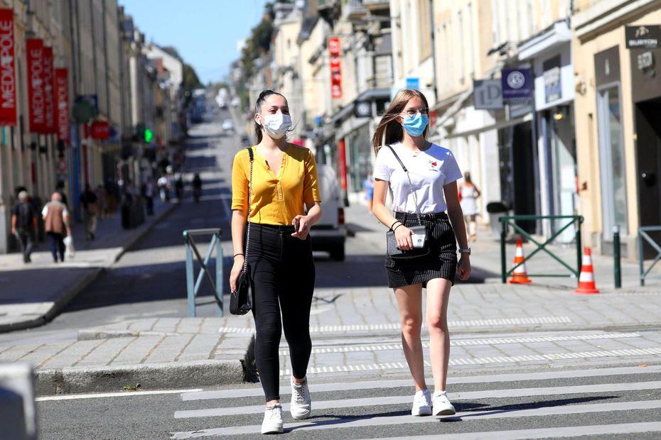 Coronavirus : avant le week-end du 15 août, reprise sensible des contaminations dans les Pays de la Loire