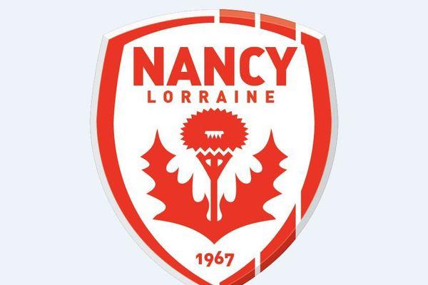 Le nouveau logo de l'AS Nancy Lorraine