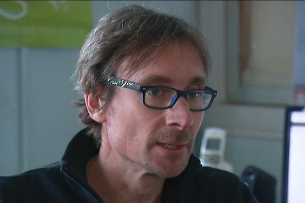 Éric Reppert, créateur du site Vins-étonnants.com, leader français de la vente de vins bios, naturels ou « d'auteurs » en ligne.